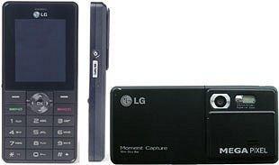 "LG KG320 ""Chocolate Bar"" Mobile Cellular Phone (Unlocked)"