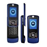 Motorola RIZR Z3 Blue Quad Band Phone (Unlocked)