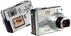 Mustek MDC6500Z 6.5 Mega Pixel Multi-Function Digital Camera