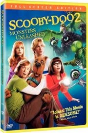 Scooby-Doo2 Monsters Unleashed Movie