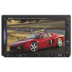 "Boss Audio BV9450 Motorized 7"" Widescreen Monitor with Built-In Tuner"
