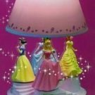 Disneys Animated Princesses Lamp