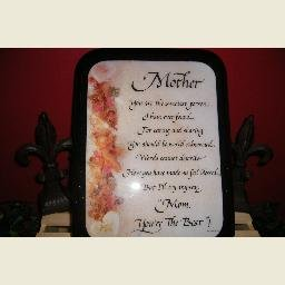 """Mother"" Plaque"