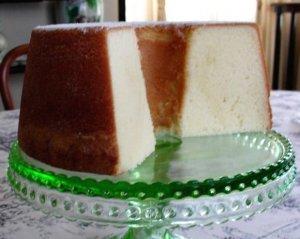 The Cheesecakery's Vanilla Pound Cake