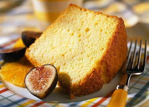 The Cheesecakery's Maple Fig Pound Cake