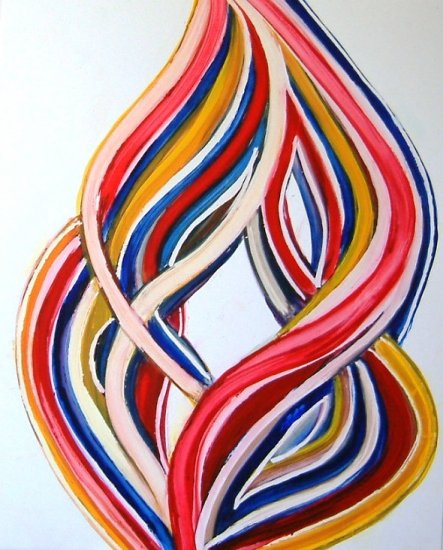 Ribbon of Love -MULTICOLOUR