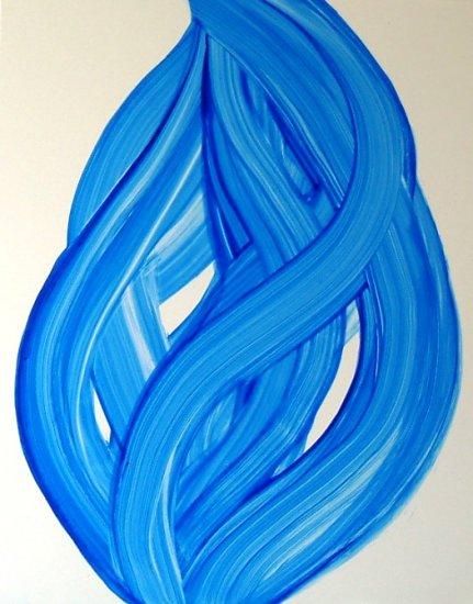 Ribbon of Love -BLUE