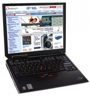 IBM ThinkPad R40