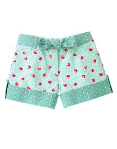 Gymboree Candy Apple 2007 Shorts ~ Like New ~ Size 5