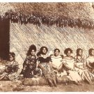 Real Photo of women from South Sea Islands between 1918 and 1920