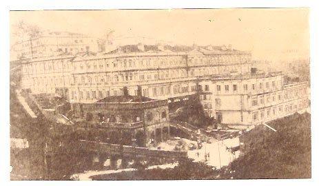 Real Photo of Peak Hotel in Hong Kong, China between 1890 and 1923