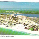 Vintage Postcard of Thomas Drive in Panama City Beach, Florida - mid 1950's