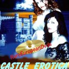 Castle Erotica Eros DVD Unrated Uncut Holly Sampson