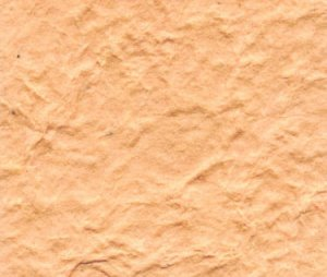 10 Sheets Peach Heavy Mulberry Paper