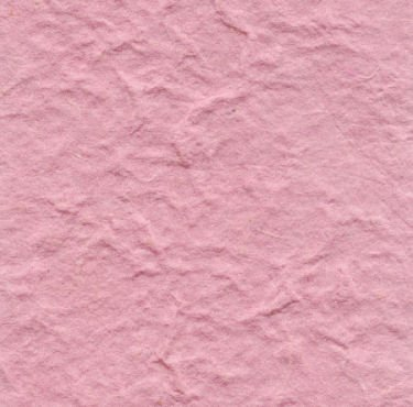 Light  Pink Heavy Mulberry Paper 10 Sheet Pack