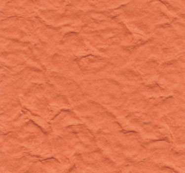 Orange  Heavy Weight Mulberry Paper 10 Sheet Pack