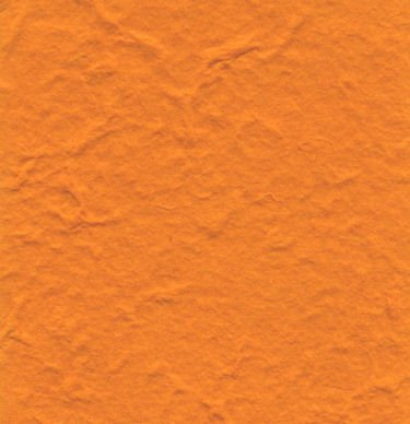 Tangerine Heavy Weight Mulberry Paper 10 Sheet Pack