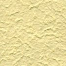 Light Yellow  Heavy Weight Mulberry Paper 10 Sheet Pack