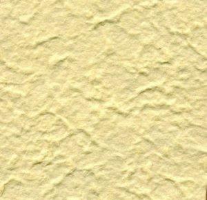 Light Yellow  Heavy Weight Mulberry Paper 10 Sheet Pack