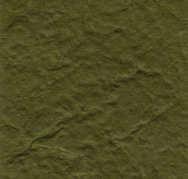 Dark Olive Green Heavy Weight Mulberry Paper 10 Sheet Pack