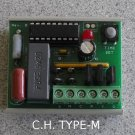 """MICRO-3  with Crouse Hinds TYPE """"M"""" Yellow Overlap Sequence (3 output )"""