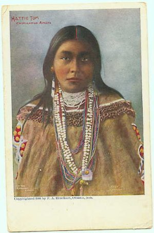 Native American - Hattie Tom - Chiricahua Apache - 104