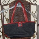 $8.50***banana republic blue handbag