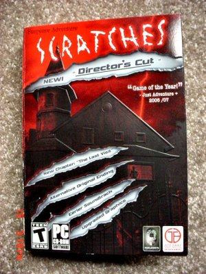 Scratches mint pc adventure game like new condition