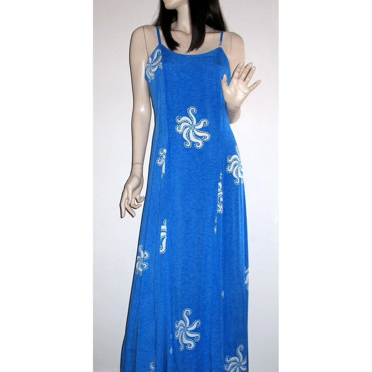 Vintage Slip Dress Sundress Long Length Maxi Size S/Small
