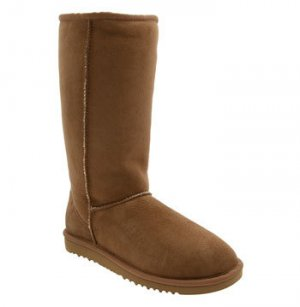 Ugg boots chesnut size 9 classic tall