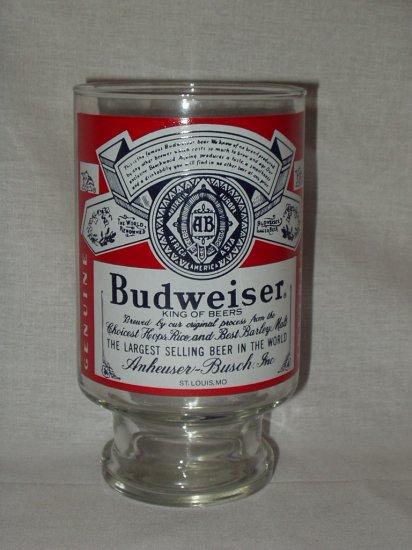 Budweiser Mug