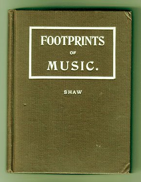 The Footprints of Music. The Tangible and Visible in the Art, Treated in the Socratic Method.