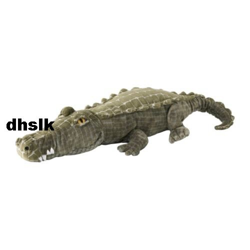 New IKEA Klappar Krokodil CROCODILE Alligator PLUSH Toy SOFT