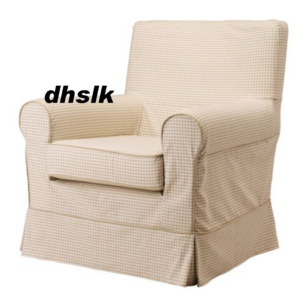 IKEA Ektorp JENNYLUND Armchair SLIPCOVER Cover LILLNAS ...