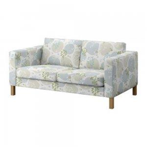 Ikea karlstad 2 seat loveseat sofa slipcover cover gronvik gr nvik multi Sofa taxi hamburg
