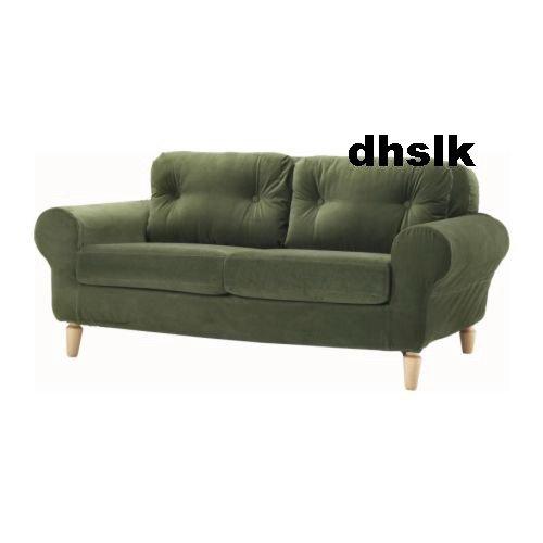 Ikea Lund Bjuv 2 Seat Loveseat Sofa Slipcover Cover Sanga