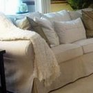 IKEA EKTORP Sofa Bed SLIPCOVER Sofabed Cover SVANBY BEIGE