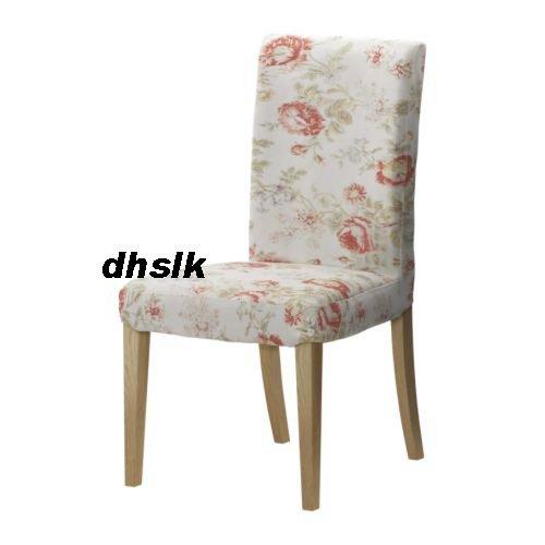 ikea henriksdal chair slipcover cover 21 54cm byvik multi