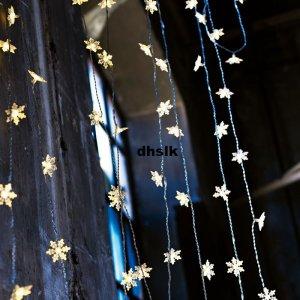 Ikea strala snowflake star lights curtain stars led kallt str la glansa xmas - Guirlande lumineuse led ikea ...