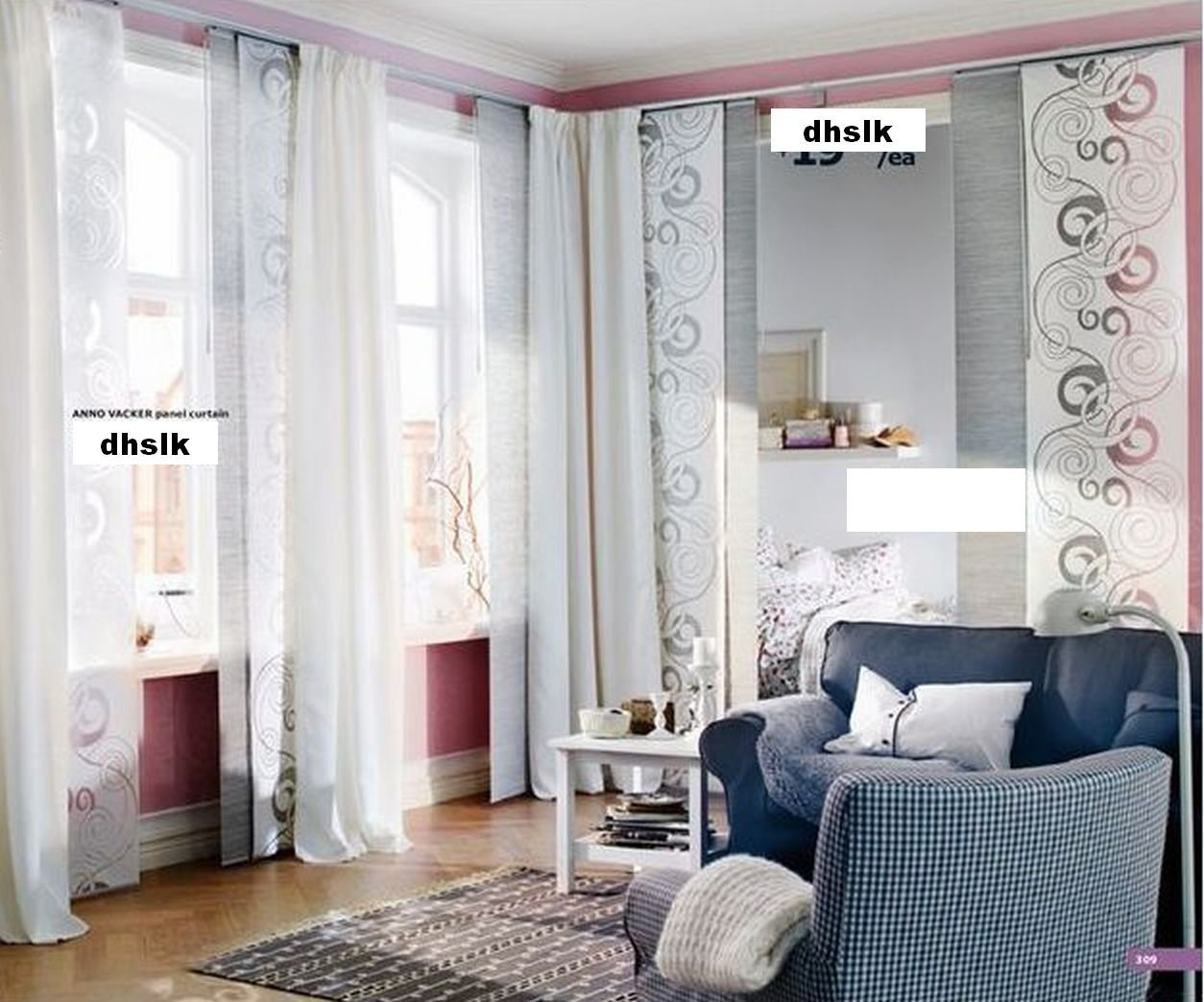 Curtain Room Dividers Ikea ikea anno vacker window curtain panel room . ... - Curtains For Doors ~ Decorate The House With Beautiful Curtains