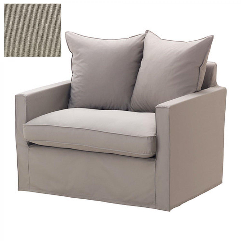 Divani Ikea Harnosand : Ikea harnosand seat chair slipcover armchair cover
