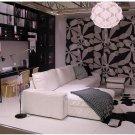 IKEA Kivik 3 Seat Sofa w Chaise Longue SLIPCOVER Cover BLEKINGE WHITE