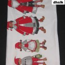 IKEA MARGARETA Scandinavian Christmas CUSHION COVER Pillow Sham Santa Yule Xmas Vinter