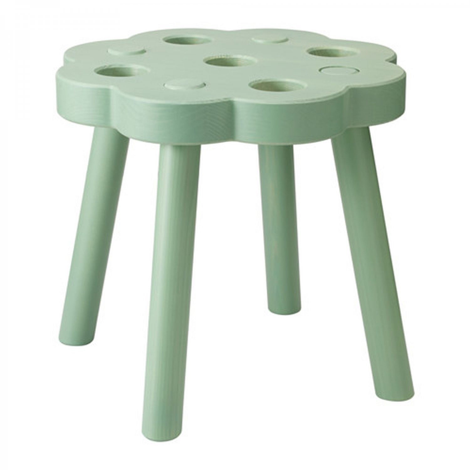 #3E5134 IKEA RYSSBY GREEN Wooden STOOL Chair Footstool Solid Wood with 1500x1500 px of Most Effective Ikea Wood Stool 15001500 wallpaper @ avoidforclosure.info