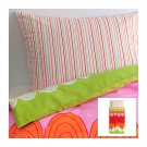 IKEA ÄNGSKRASSE TWIN Duvet COVER Pillowcase Set Multicolor Angskrasse
