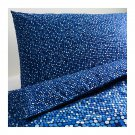 IKEA SMÖRBOLL BLUE TWIN Duvet COVER Pillowcase Set SMORBOLL