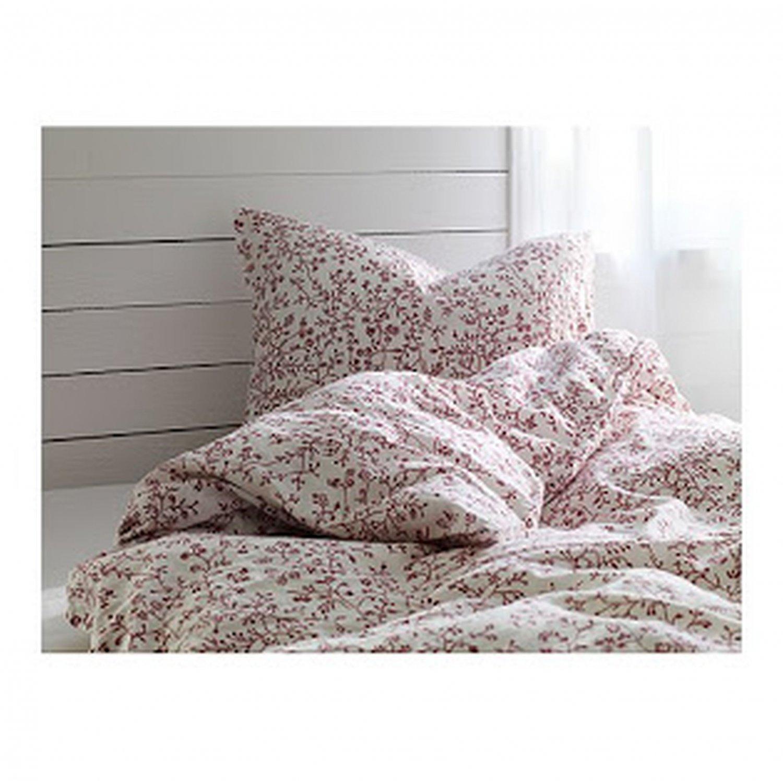 Ikea alvine trad queen full double duvet cover pillowcases for Ikea bedding duvet
