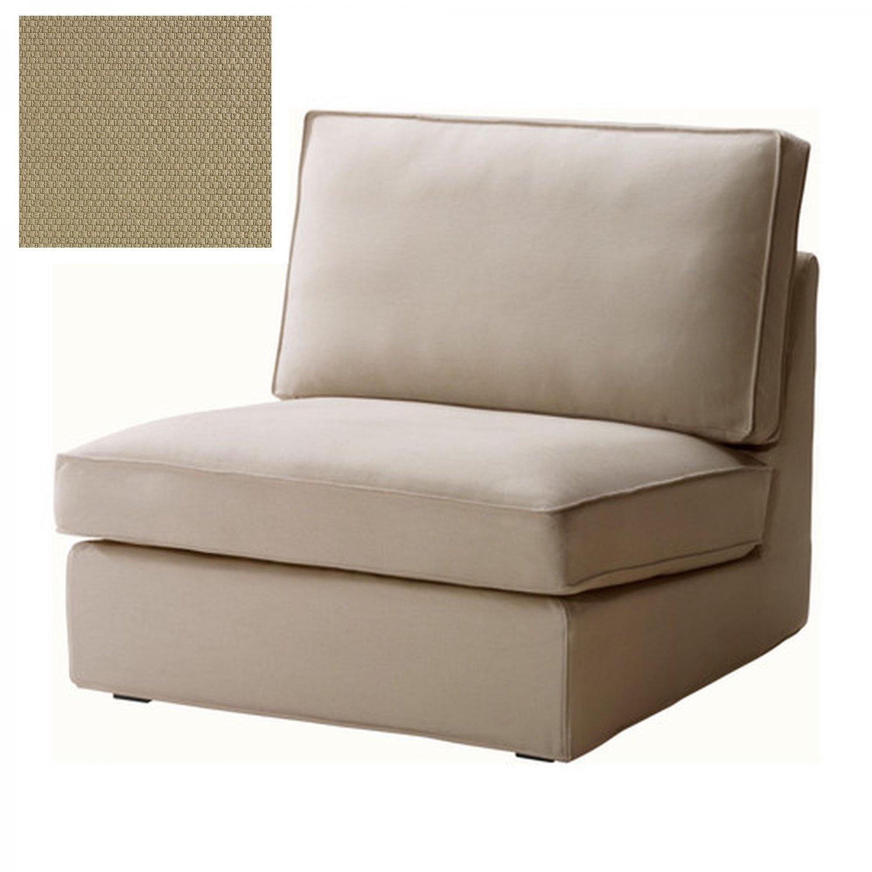 Ikea Kivik 1 One Seat Sofa Slipcover One Seat Chair Cover