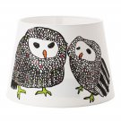 IKEA GULÖRT LAMP SHADE Owl Motif Gulort Table Lampshade HTF