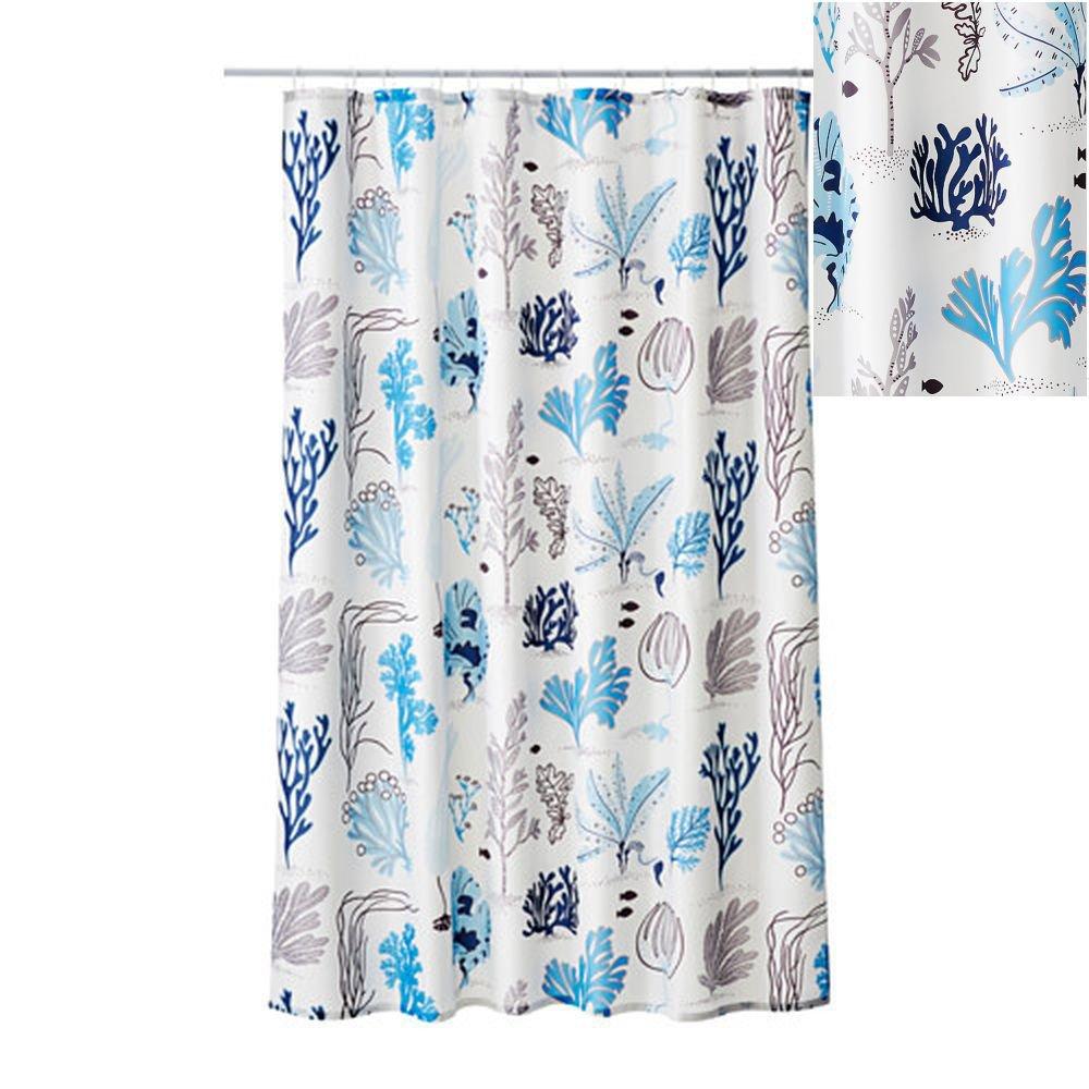 Ikea curtains blue - Ikea